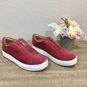 Naturalizer Suede Slip-ons
